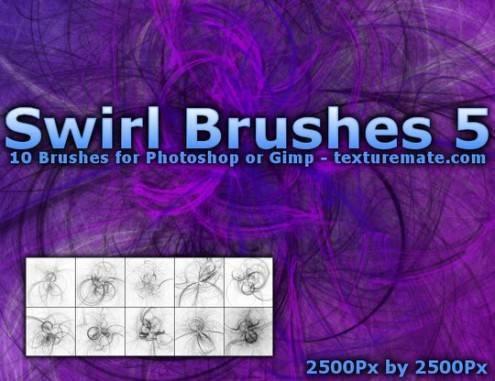 swirlribonbrushes50