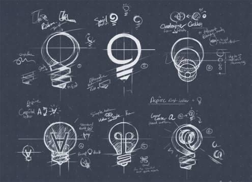 15-logo-sketches