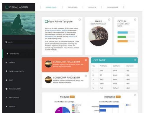 HTML5webtemplates4