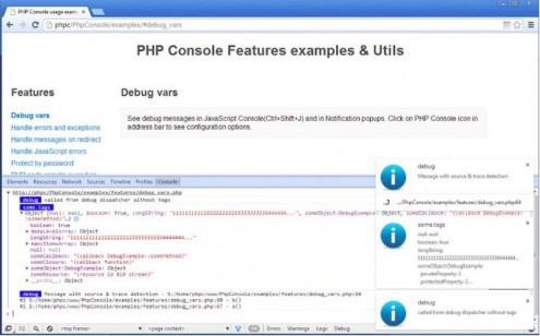12-PHP-Console